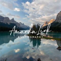 Amanda Link Photography with New Logo Design