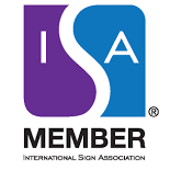International Sign Association Member