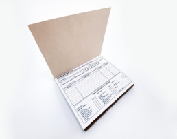 Logbooks and NCR Forms