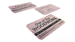 Affordable business cards with rounded corners